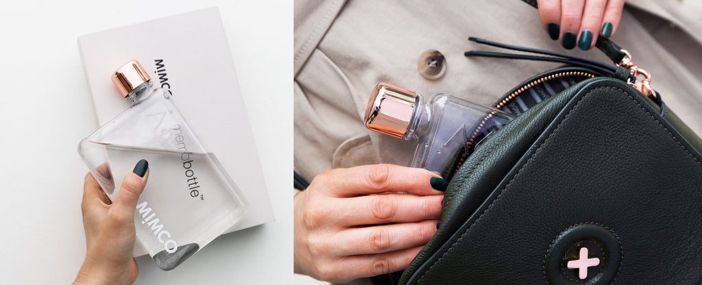 MIMCO partners with memobottle