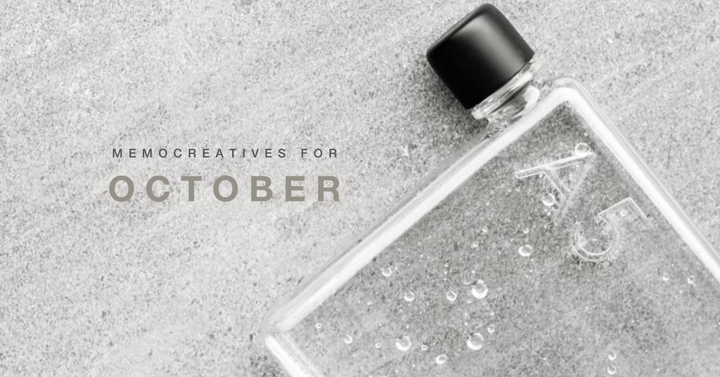 memocreatives for October