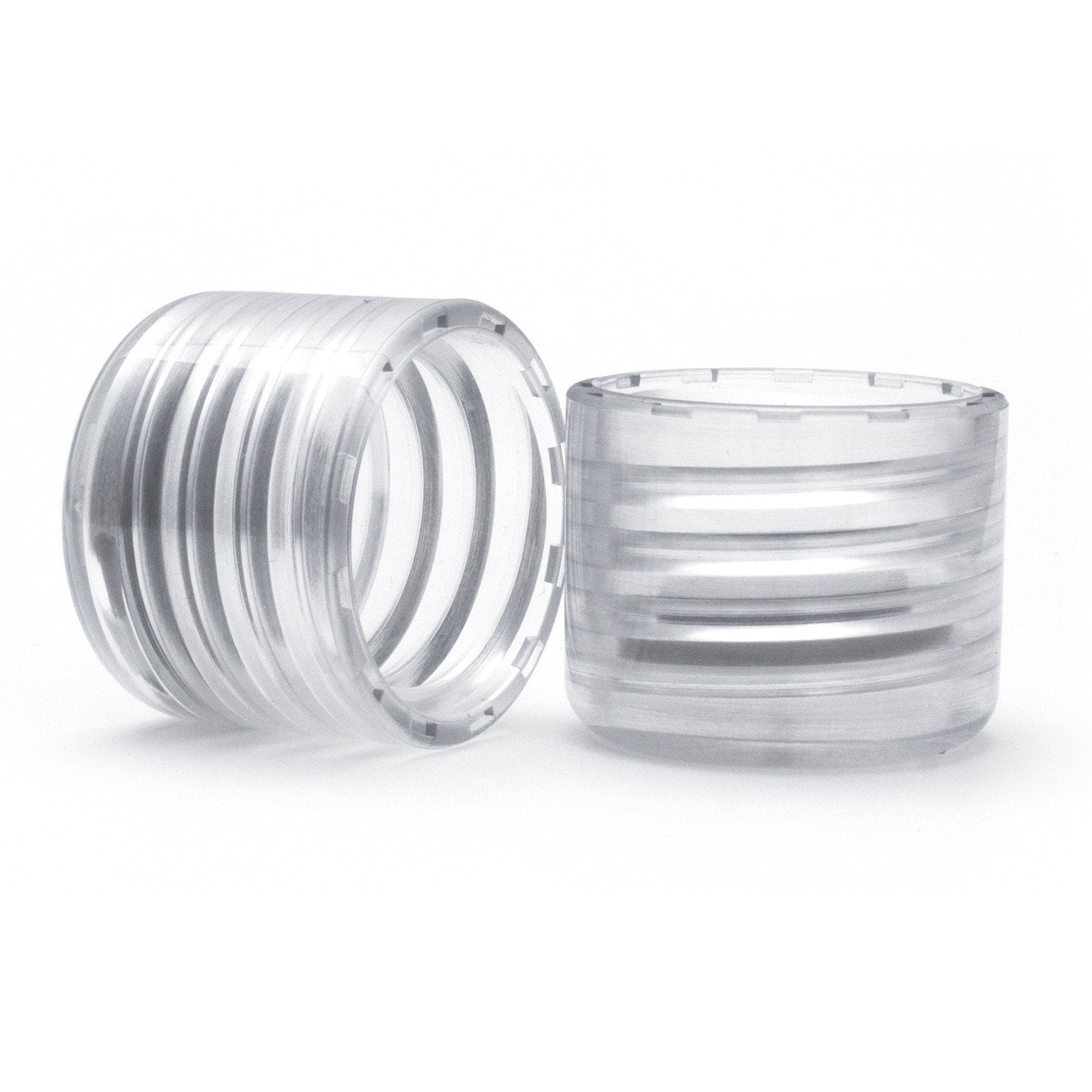 memo-Lid Pack | Clear and Clear - RETAIL VERSION