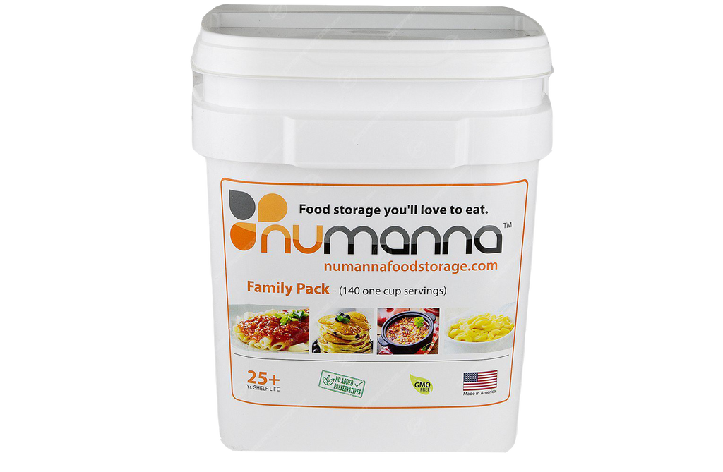 Numanna Family Food Storage