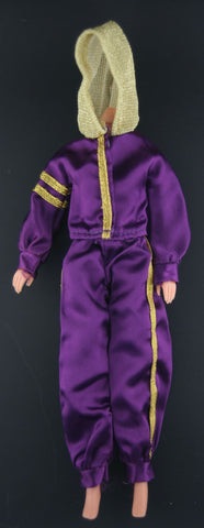 Hasbro Charlies Angels Clothes -- Golden Marathon Girl
