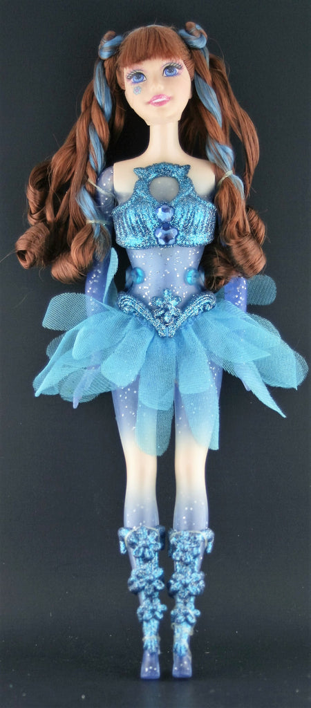 Dressed Fairytopia Barbie -- Light Up Jewelia W/ Outfit