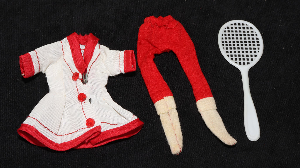 Mego Dinah Mite Tennis Anyone Outfit (TLC)