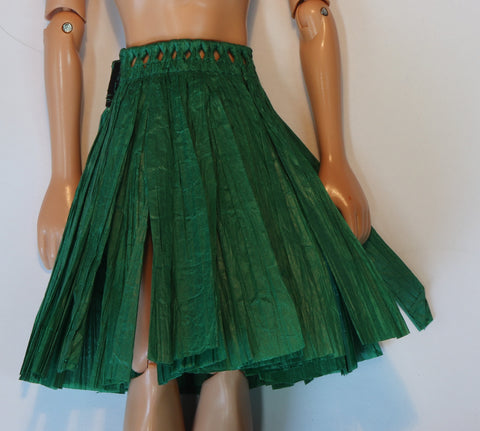 Ken Doll Size Clothes GRASS SKIRT Nice Condition