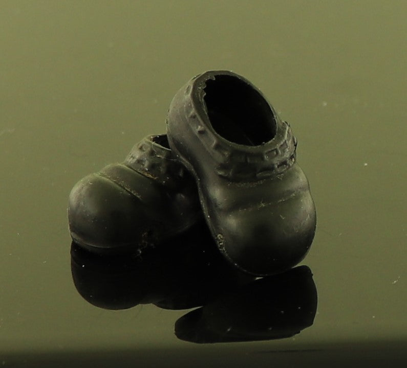 Mystery Item -- Black Rubber Shoes