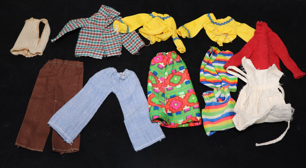 Sunshine & Happy Family Clothes Lot Inc. HTF Pieces & Variations
