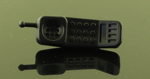 Mystery Item -- Black Cell Phone or Wireless Phone Handset