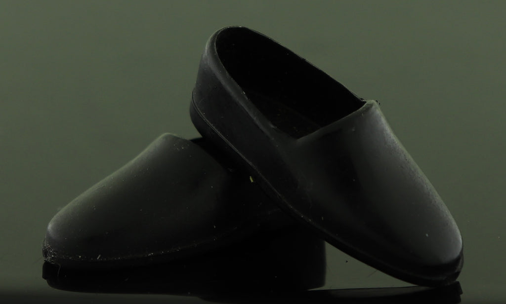 LJN Michael Jackson Black Dress Shoes (1984ish)