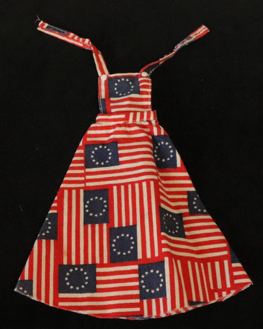 Mystery Item -- Red White & Blue Flag Jumper