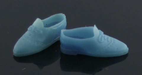 Ideal Tammy Shoes -- VHTF BLUE Sneakers
