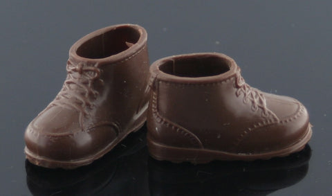 Mattel Sunshine Family Shoes -- Brown Taiwan Boots