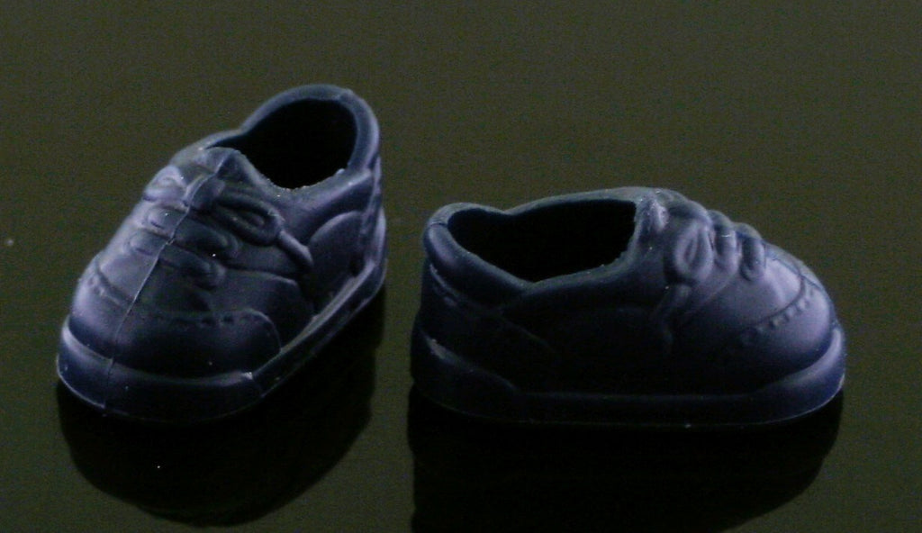 Kelly/Tommy/Shelly Shoes -- Navy Blue Sneakers