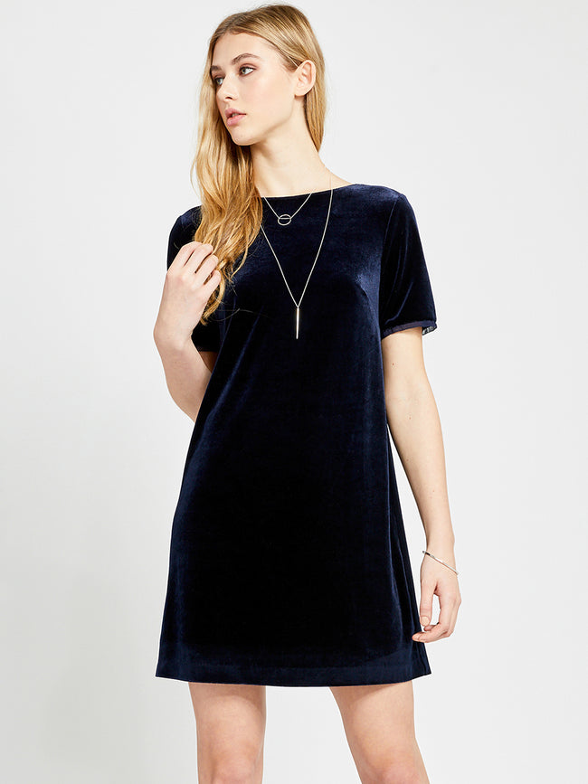 Claire Velvet Dress - FINAL SALE