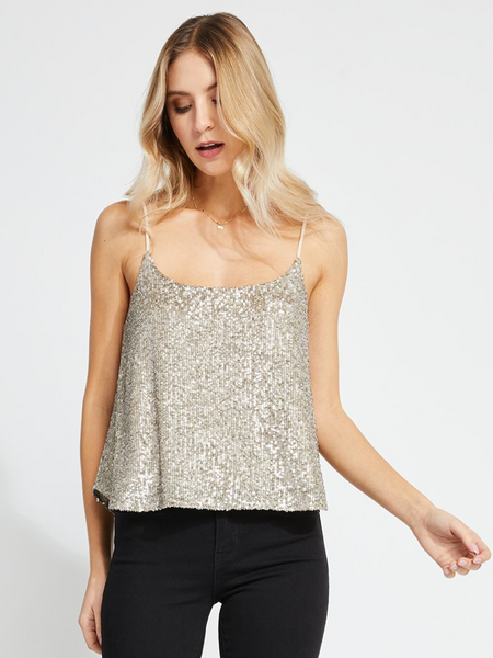 Modern Love Sequin Mini Skirt