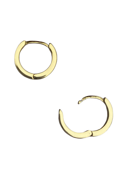 Minimalist Mini Huggie Earrings