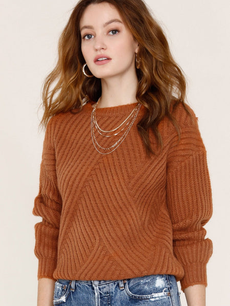 Bonnie Sweater Toffee