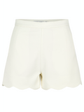 Scallop Edge Shorts
