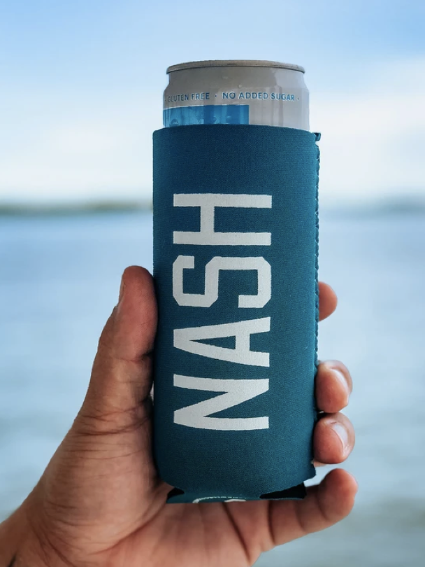 NASH Slim Koozie