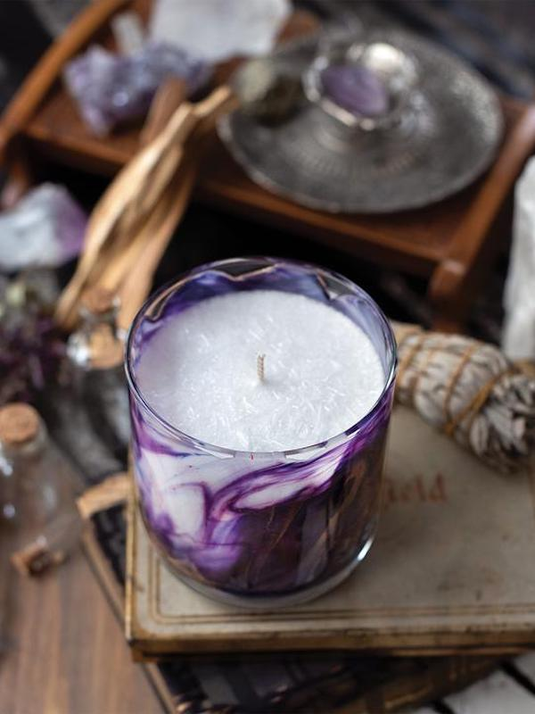 Meditation 8oz Candle