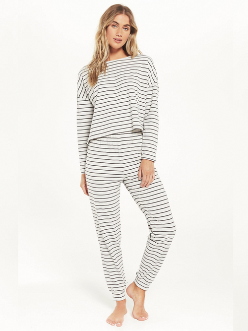Feel Good Lounge Set- Striped