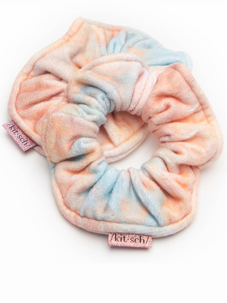 Microfiber Towel Scrunchies