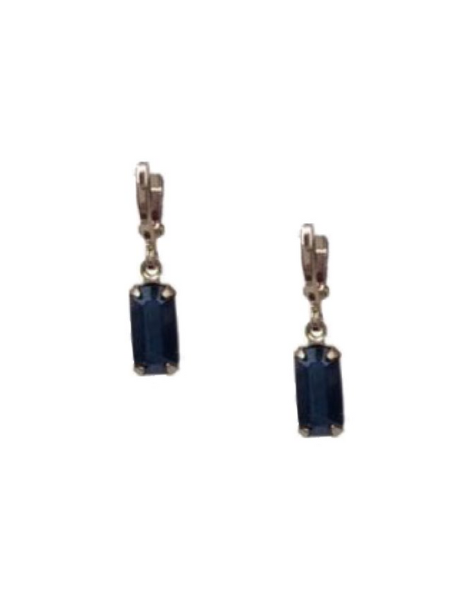 Gem Huggie Earrings