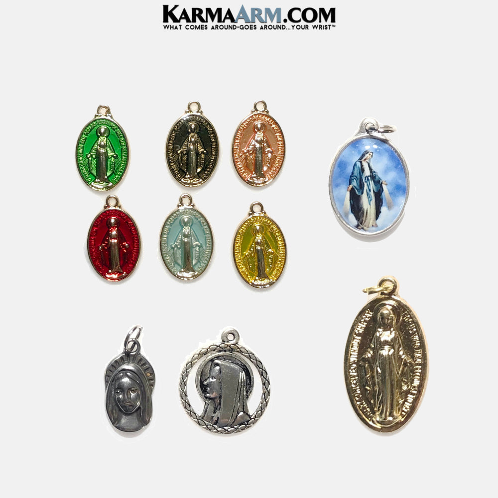 CHARMS Saint St. Mary Virgin Mother Meditation Mindfulness Gifts .