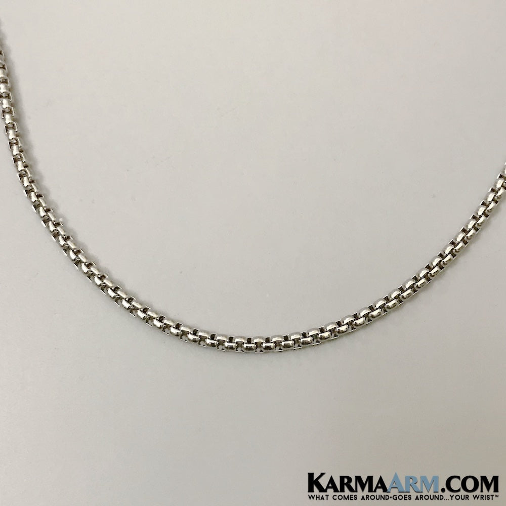 Mens jewelry necklace stainless steel box chain necklace stainless steel box chain aloadofball Gallery