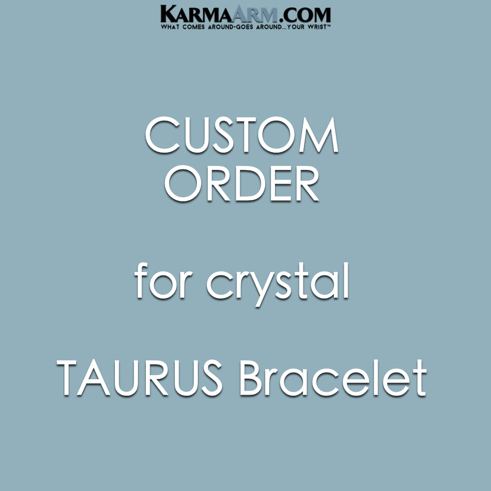 Taurus Birth Stone Meditation Mantra Yoga Bracelets. Mens Wristband Jewelry.