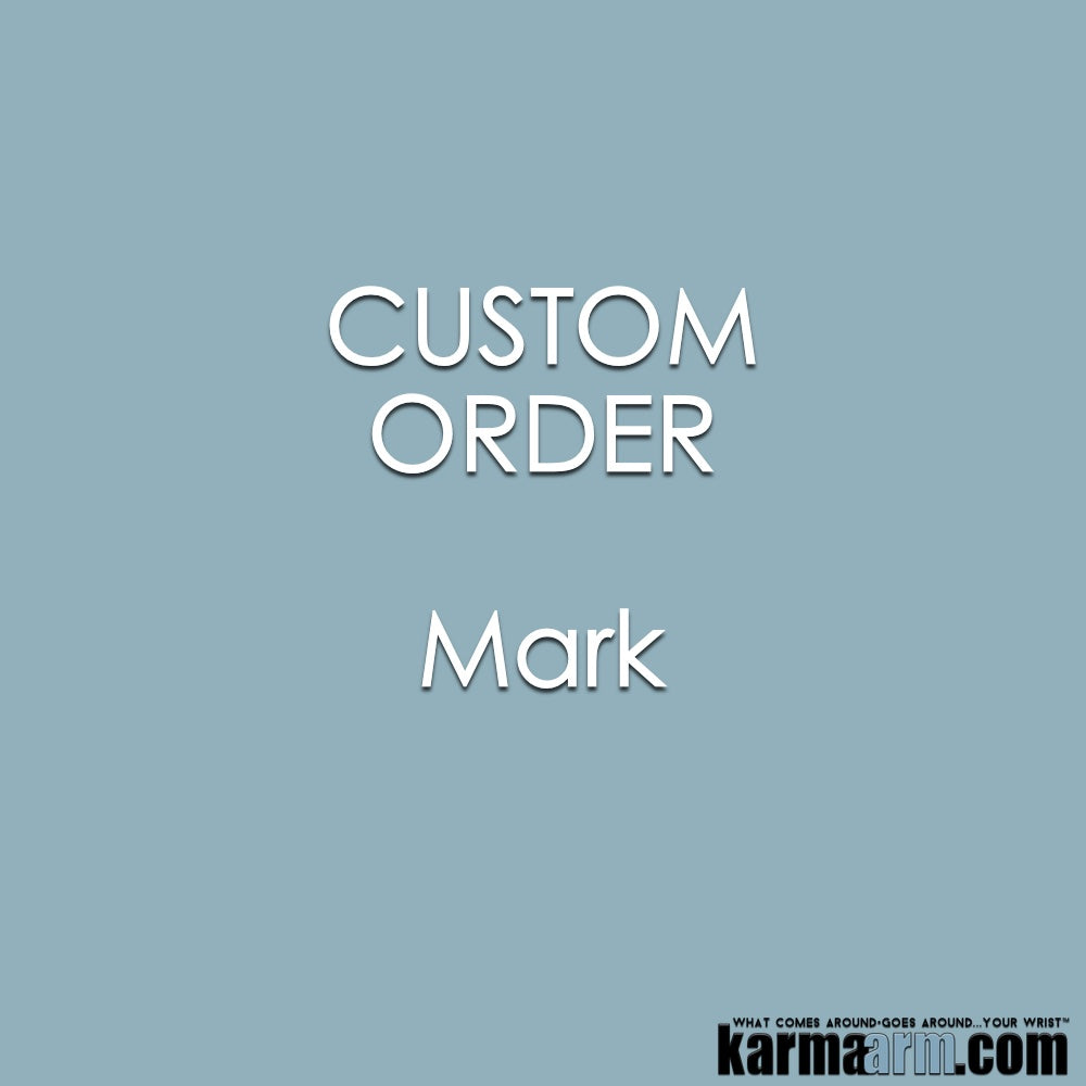Special Order | Mark