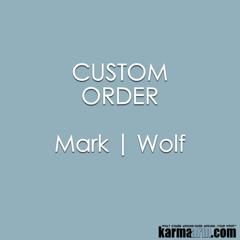 Special Order | Mark Wolf