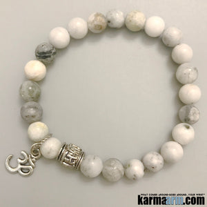 Yoga Bracelets. Beaded Chakra Jewelry. Energy Healing Meditation.