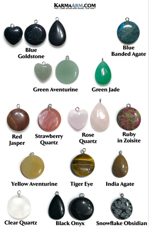 Gemstone Gifts KeyChains Key Rings Chains.