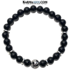 Soccer Fifa Fitness Meditation Mantra Yoga Bracelet. Self-Care Wellness Wristband Zen bead mala Jewelry.