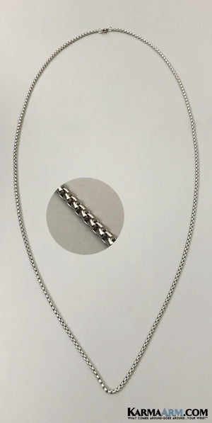 Stainless Steel Chain. Mens Jewelry.  Chain Necklaces.