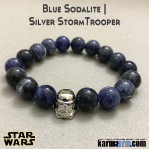Star Wars Bracelets. Darth Vader StormTrooper Batman. DC Comics Beaded Yoga. Handmade Bracelets. Law of Attraction #LOA | Charm Mala I Meditation & Mantra I Spiritual.