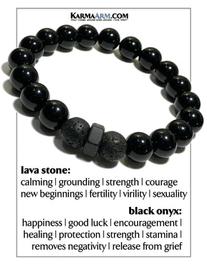 Meditation Self-Care  Yoga Bracelets. Wellness Wristband. Bead Mala.