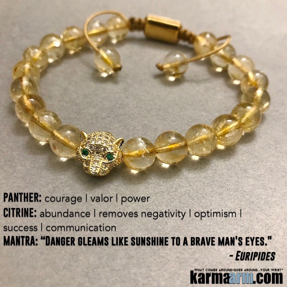 awakenings citrine product bracelet