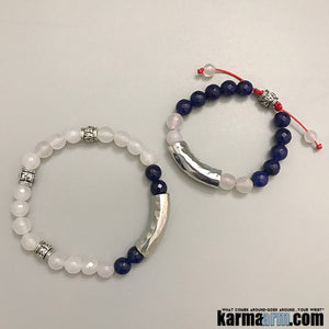 Yoga Bracelets. Chakra Jewelry for Men & Women. Byron.
