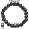 Yoga Bracelets. Love Jewelry. Meditation Zen Beaded Bracelet. Black Hematite.