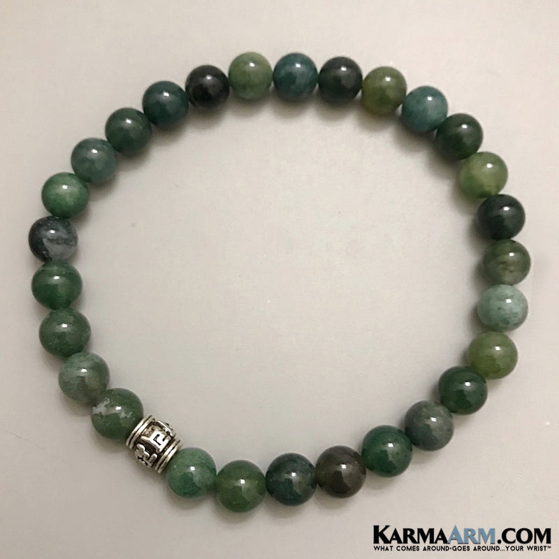 Bracelets For Men & Women. Yoga Meditation Chakra Healing. Tibetan Buddhist - Spiritual Aura Energy Mala Fertility Friendship Love Charm.