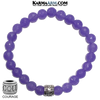 Yoga Bracelets. self-Care Wellness beaded mens meditation wristband jewelry. COURAGE
