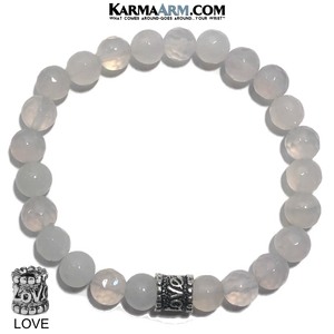 Yoga Bracelets. self-care beaded mens meditation wristband jewelry. copy