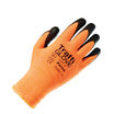 TG365 Force Nitrile Foam Coated Cut Resistant Amber TraffiGlove