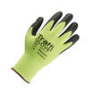 TG535 Secure Nitrile Foam Coated Cut Resistant Green TraffiGlove