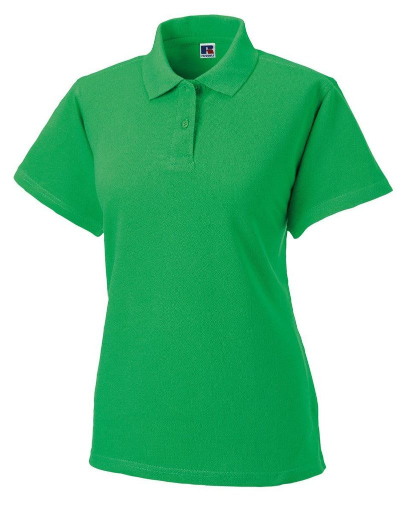 569F Russell Ladies Classic Cotton Polo