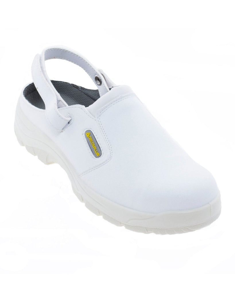 MAUBEC Delta Plus Hygiene Non Slip Clog - Go-To Workwear Ltd