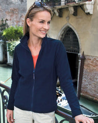 R115F Result La Femme High Grade Microfleece Jacket - Go-To Workwear Ltd