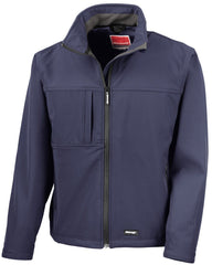 R121M Result Classic Soft Shell Jacket - Go-To Workwear Ltd