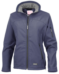 R122F La Femme Softshell Jacket - Go-To Workwear Ltd